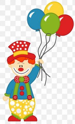 Clown Transparent Background - Clown Circus Clip Art PNG
