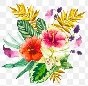Minnesota Hardy Tropical Plants - Vector Graphics Floral Design Flower Clip Art Image PNG