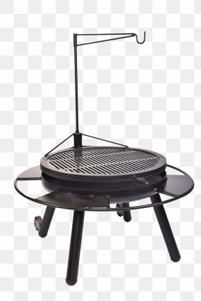 Grill - Barbecue Fire Pit Cookware Grilling Light PNG
