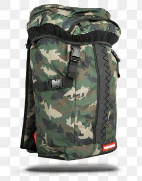 Backpack - Backpack Military Camouflage Bag Gunny Sack Natural Rubber PNG
