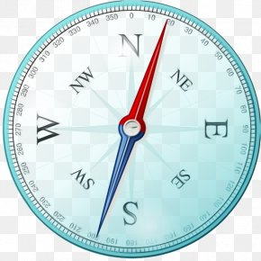 Measuring Instrument Number - Map Compass PNG
