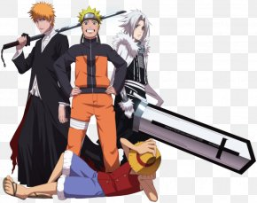 D Gray Man - Allen Walker Ichigo Kurosaki D.Gray-man Monkey D. Luffy Naruto PNG