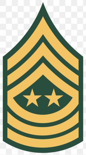 Armed Forces Rank - United States Army Sergeants Major Academy Sergeant Major Of The Army Non-commissioned Officer PNG