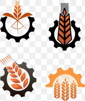 Hand Painted Icon Of Wheat - Agriculture Farm Industry Ear PNG