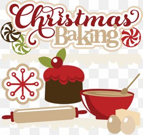 Free Cliparts Bake - Baking Christmas Cookie Clip Art PNG