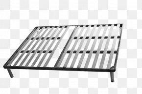 Iron Bent Frame - Bed Frame Iron Skeleton PNG