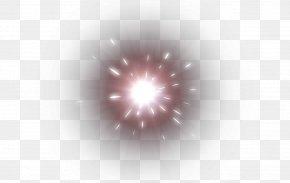 White Halo - Light Beam Euclidean Vector Color PNG