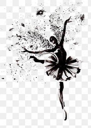 Ballet - Ballet Art Drawing Dance Printmaking PNG