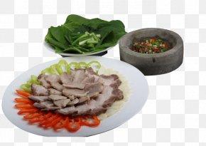Korean Meat Bun - Korean Cuisine Asian Cuisine Ssam Bun PNG