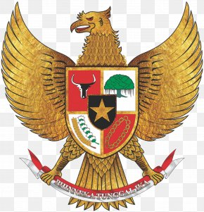 Indonesia - Proclamation Of Indonesian Independence Pancasila National Emblem Of Indonesia PNG