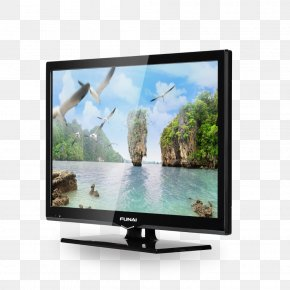 Television LED - LCD Television Television Set Computer Monitors LED-backlit LCD PNG
