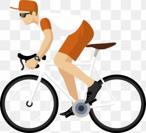 Bicycle Exercise - Bicycle Pedal Cycling Bicycle Wheel Hybrid Bicycle PNG
