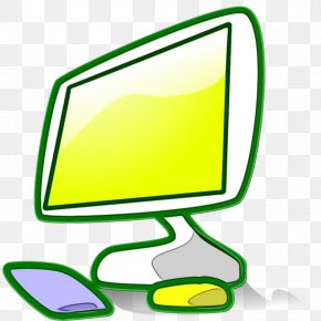 Output Device Computer Monitor Accessory - Mouse Cartoon PNG