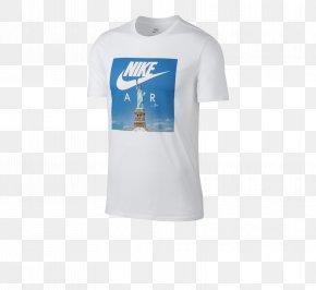 T-shirt - T-shirt Nike Air Max Air Force 1 PNG