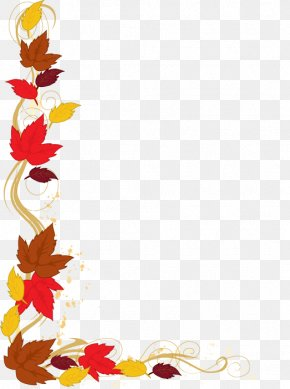 November Cliparts - Autumn Leaf Color Clip Art PNG