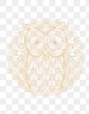 Owl - Owl Calmness Sketchbook Inner Peace Relaxation PNG