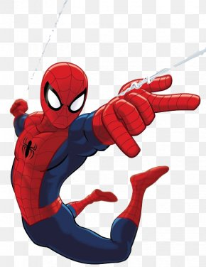 Spiderman Comic - Spider-Man: Shattered Dimensions Ultimate Spider-Man Television Show Marvel Comics PNG