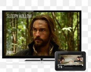 Google Cast - Tom Mison Ichabod Crane The Legend Of Sleepy Hollow Headless Horseman PNG