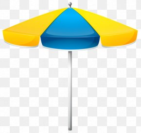 Summer - Beach Umbrella Clip Art PNG