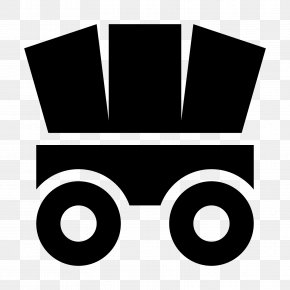 Carriage - Covered Wagon Clip Art PNG