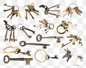 Keys - Key Chains Rim Lock Door PNG