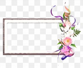 Twig Branch - Bouquet Of Flowers Drawing PNG