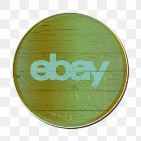 Oval Plate - Ebay Icon Internet Icon Online Icon PNG