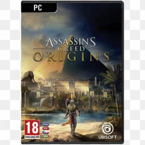 Assassin's Creed: Origins Video Game PlayStation 4 Xbox One PNG