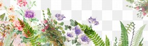 Floral Background - Floral Design Flower PNG