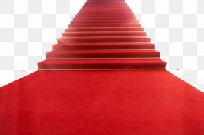 Red Carpet - Red Carpet Stock Photography Stairs PNG