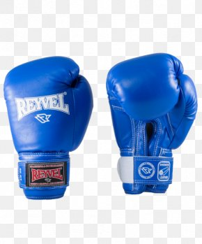 Boxing - Boxing Glove Sport Blue PNG