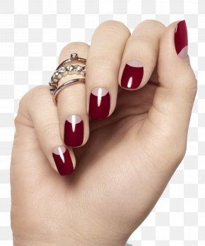 Nail - Nail Art Manicure Nail Polish PNG
