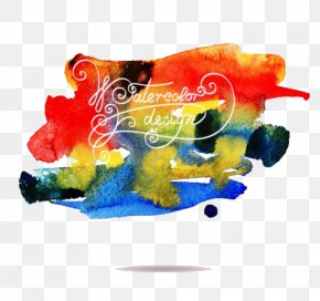 Watercolor Design - Watercolor Painting Drawing Illustration PNG