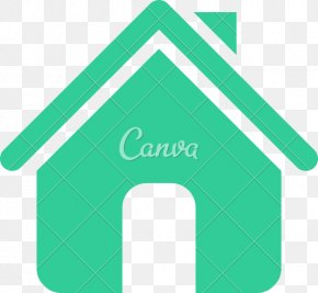 House Pictogram - House Sign Home Real Estate Renting PNG