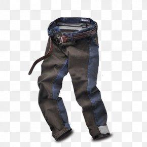 Jeans - Jeans Denim Trousers Cowboy PNG