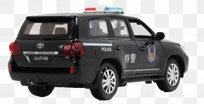 SWAT Car Toy Car - 2010 Mercedes-Benz GL-Class Sport Utility Vehicle Brabus Car PNG