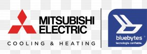 Mitsubishi - Air Conditioning Mitsubishi Electric HVAC Electricity Heating System PNG