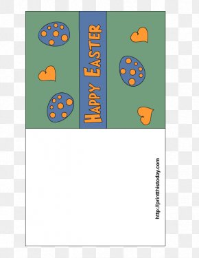 Easter - Easter Egg Paper Holiday Greeting & Note Cards PNG