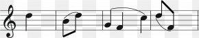 Musical Note - Musical Notation Musical Note Musical Tone Four Tones PNG