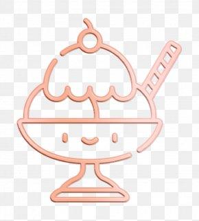 Cartoon Dessert Icon - Tropical Icon Ice Cream Icon Dessert Icon PNG