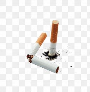Cigarette Butts - Cigarette Tobacco Pipe Icon PNG