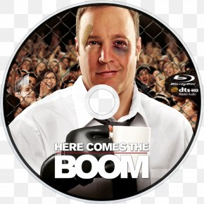 Here Comes The Boom - Kevin James Here Comes The Boom Film Poster Sky Cinema PNG