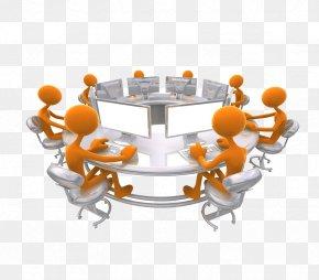 Yellow 3d Stereoscopic Image Villain Service - Service Business Process Organization Sales PNG