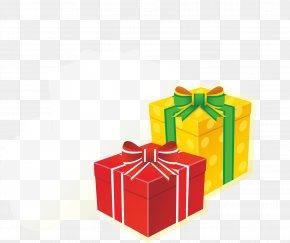 Gift - Christmas Gift Animation PNG