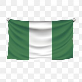 Vector Flag Country Nigeria - Flag Of Nigeria Gallery Of Sovereign State Flags PNG