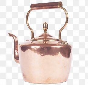 Kettle Metal Pot - Kettle Teapot Metal Kitchen Stove PNG