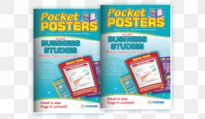 Posters Business - Advertising Book Poster Business Studies PNG