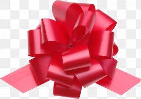 Red Ribbon Free Download - Ribbon Gift Paper Clip Art PNG
