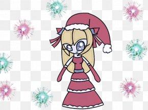 Christmas Eve Christmas - Cartoon Pink Christmas Christmas Eve PNG