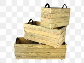 Wood - Window Box Wood Market Garden Pot Farming PNG